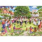Puzzle  Gibsons-G6246 Debie Cook - The Country Dance