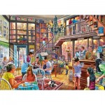 Puzzle  Gibsons-G6260 Steve Crisp - Story Time