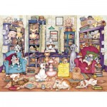 Puzzle  Gibsons-G6273 Bark's Books