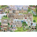 Puzzle  Gibsons-G6292 Oxford