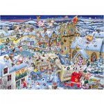 Puzzle  Gibsons-G7013 Mike Jupp: I Love Christmas