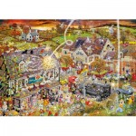 Puzzle  Gibsons-G7084 Mike Jupp - I Love Autumn