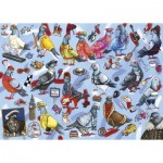 Puzzle   Pigeons of Britain