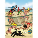 Puzzle  PuzzelMan-074 Beach Volley