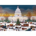 Puzzle   Christmas at The Capitol