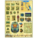 Puzzle  Eurographics-6000-0083 Ägypter