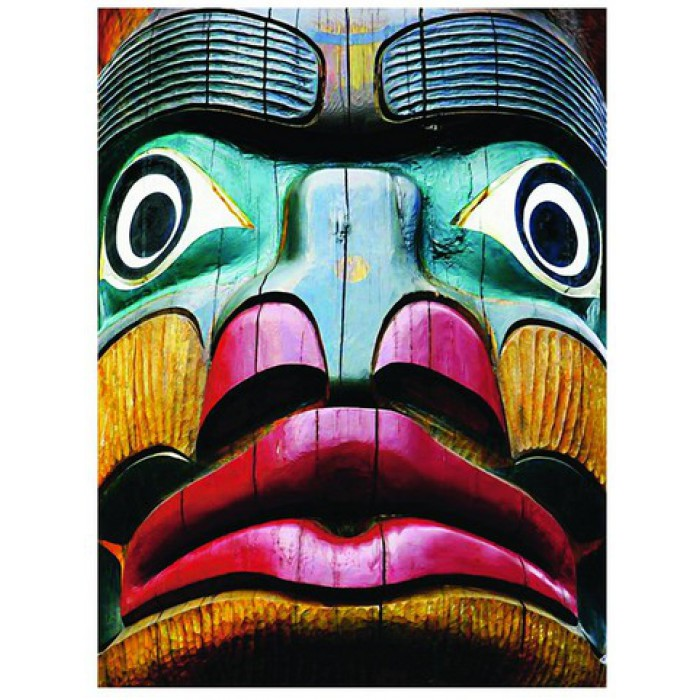 Totems Comox Valley, Campbell River, British Columbia