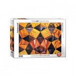 Puzzle  Eurographics-6000-0843 Salvador Dali - Fifty Abstract Paintings