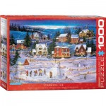 Puzzle  Eurographics-6000-5440 Stars on the Ice