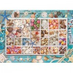 Puzzle  Eurographics-6000-5529 Seashell Collection