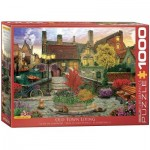 Puzzle  Eurographics-6000-5531 Old Town Living