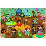 Puzzle  Eurographics-6060-0470 Halloweenparty
