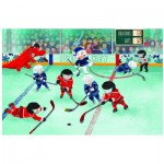 Puzzle  Eurographics-6060-0486 Hockey Juniorsliga