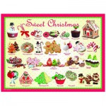 Puzzle  Eurographics-6100-0433 Weihnachtseinladung