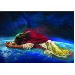 Puzzle  Eurographics-8000-0355 Nathan Greene: Jesus Ever Interceding