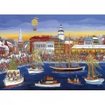 Puzzle  Eurographics-8300-5402 Seaside Holiday