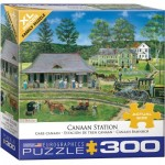 Puzzle   XXL Teile - Canaan Station