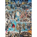 Puzzle   Renato Casaro - Hollywood XXL