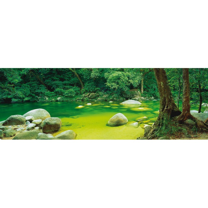 Mark Gray: Mossman Gorge, Queensland, Australien