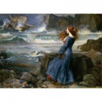 Puzzle  Puzzle-Michele-Wilson-A266-650 Waterhouse John William - Miranda im Sturm
