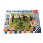 2 Puzzles - Loup