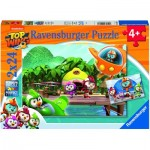 2 Puzzles - Top Wing