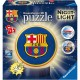 3D Puzzle Ball - FC Barcelona