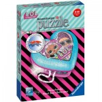 3D Puzzle - Herzschatulle - LOL Surprise!