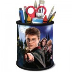 Ravensburger-11154 3D Puzzle - Utensilo: Harry Potter