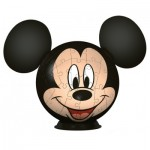 Ravensburger-11761 3D Puzzle - Mickey