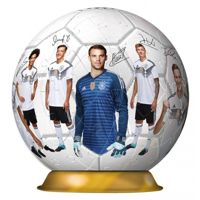 Puzzle Ball 3D - DFB Teamball