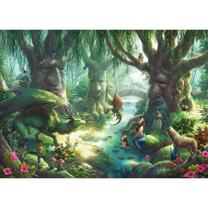 Exit Puzzle Kids - The Magical Forest