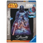 Puzzle  Ravensburger-16158 Star Wars