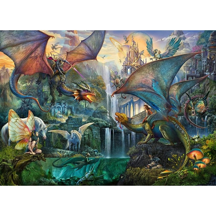 Dragon Forest