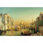 Puzzle  Ravensburger-17035 Nerly: Canale Grande