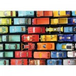 Puzzle  Ravensburger-19723 Traffic Jam