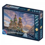 Puzzle   Church of the Savior on Blood - Sankt Petersburg