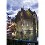 Puzzle  Dtoys-69320 Frankreich - Annecy