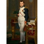 Puzzle  Dtoys-75000 Jacques-Louis David: The Emperor Napoleon in his study at the Tuileries, 1812