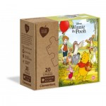 2 Puzzles - Winnie the Pooh