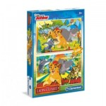 Puzzle  Clementoni-07025 The Lion Guard