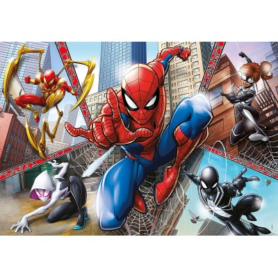Puzzle Clementoni-29302 Supercolor Spiderman