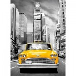 Puzzle  Clementoni-39398 Metallic Effekt - New York