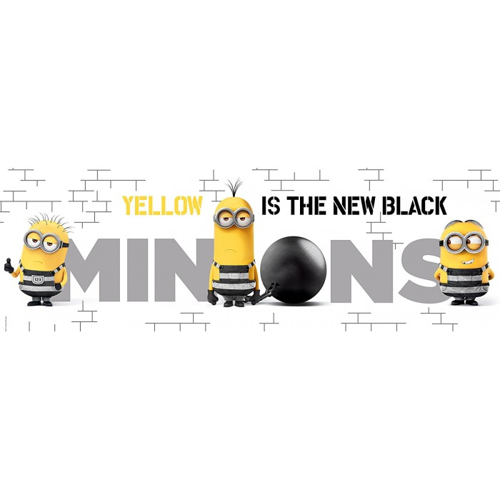 Minions - Yellow is the New Black