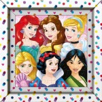 Puzzle   Frame Me Up - Disney Princess