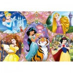 Giant Floor Puzzle - Disney Princess