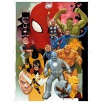 Puzzle   Marvel 80 Years