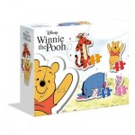 My First Puzzle - Winnie The Pooh (4 Puzzles)