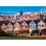 Puzzle   Painted Ladies