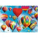 Puzzle   Crazy Shapes - Colorful Balloons